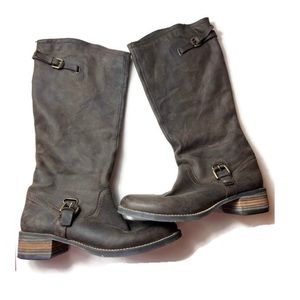 Steve Madden Boots Size 11 Brown
